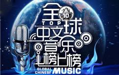 中央电视台CCTV-15音乐全球中文音乐榜上榜