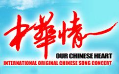中央电视台CCTV4中文国际频道中华情(亚洲版)